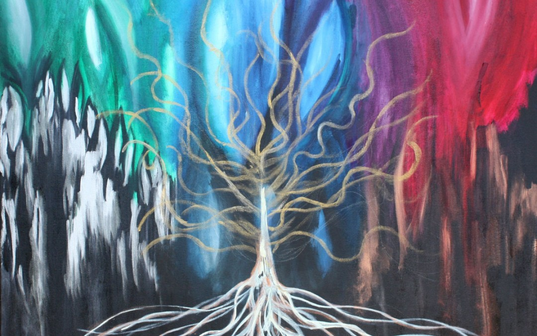 The Zen of Intuitive Art: A Journey Through Accidents and Depression