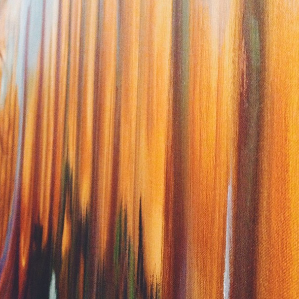 Emotion in Art Series: How to Use Vertical Lines